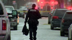 North End standoff ends without serious injury