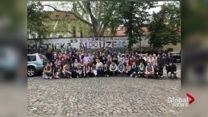 Lethbridge students experience 'haunting' history on trip to Europe