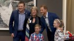 Prince Harry arrives in Toronto on eve of Invictus Games