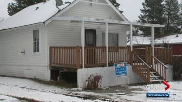 86-year-old Alberta man sells house to pay village painting bill