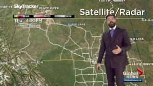 Edmonton Weather Forecast: March 21