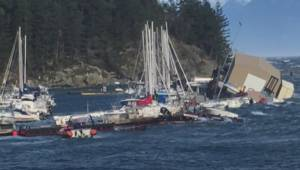 Windstorm wreaks havoc at Horseshoe Bay
