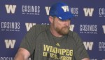 RAW: Blue Bombers Mike O'Shea Media Briefing – Aug. 29