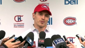 Will Gallagher be Habs' next captain?