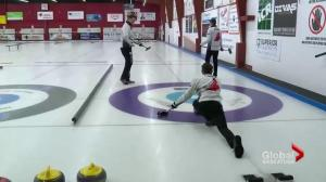 2 sets of brothers join forces on curling team in Saskatoon