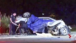 2 Children among the 3 killed in deadly Mississauga crash
