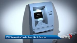 ATM 'jackpotting' a new criminal trend