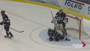 Vernon Vipers defeat Wenatchee Wild 7-2 in BCHL playoffs (01:48)