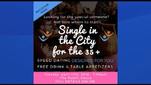 The Kingston Sport and Social Club brings speed dating to town