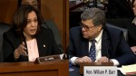 Kamala Harris asks Trump's AG nominee William Barr to vow to root out voter suppression