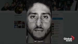 New Nike campaign featuring Colin Kaepernick draws ire from some NFL fans