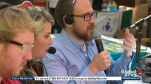 Corus Radiothon donations benefit Stollery Children's Hospital