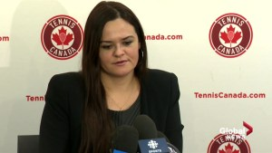 Canadian tennis star Aleksandra Wozniak announces retirement
