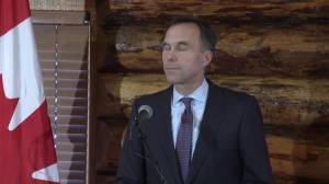 Morneau says decision to buy Trans Mountain was to meet goals of project