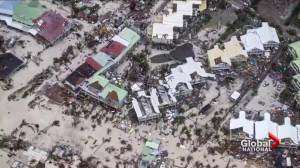 Hurricane Irma cuts swath of destruction in Caribbean