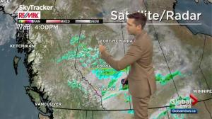Edmonton Weather Forecast: Sept. 13