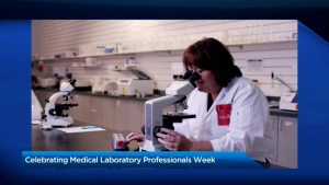 Celebrating Medical Lab Professionals Week