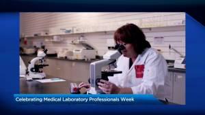 Celebrating Medical Lab Professionals Week
