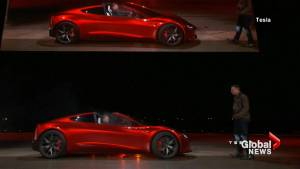 Tesla shows off fastest production car ever; can hit 100 km/h in 1.9 seconds