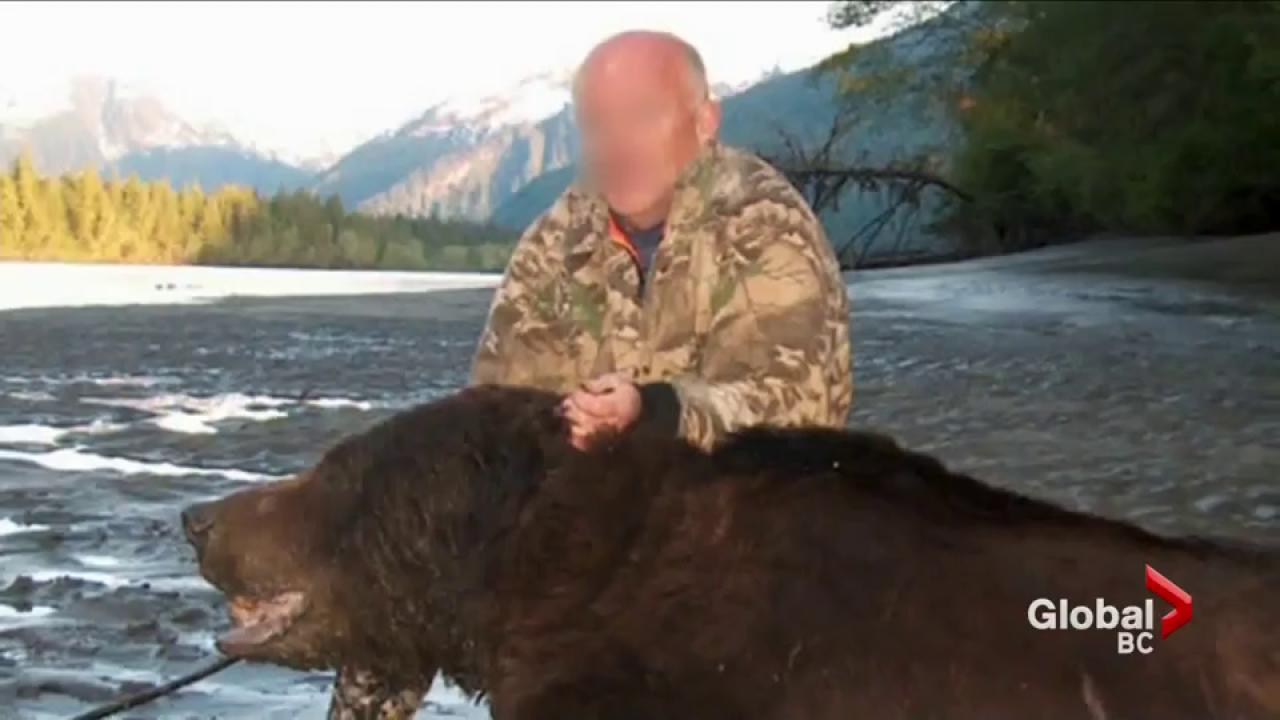 British Columbia Gov. Ends Grizzly Bear Hunting
