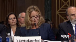 Christine Blasey Ford not interviewed as FBI moves forward with investigation of Brett Kavanaugh allegations