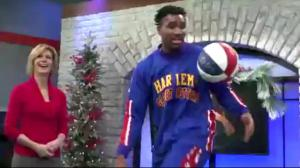 Harlem Globetrotters' Thunder Law