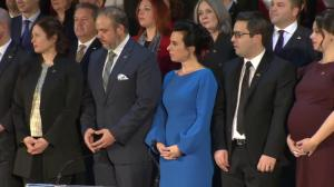 Montreal's elected officials swear oath of office