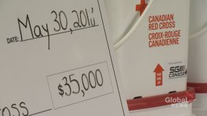 SGI Canada and Canadian Red Cross partner on disaster relief efforts in Sask.