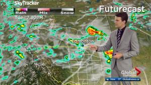 Edmonton afternoon weather forecast: Tuesday, July 30, 2019
