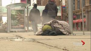 Is enough being done to protect safety of Toronto's homeless?