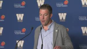 Blue Bombers G.M. Kyle Walters after CFL Draft