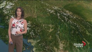 BC Evening Weather Forecast: Jun 12