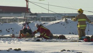Province investigating after worker rescued at Lethbridge construction site