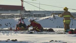 Province investigating after worker rescued at Lethbridge construction site