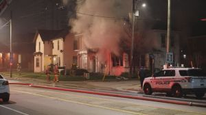 44-year-old male suspect arrested after escaping Oshawa house fire
