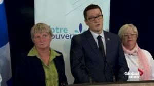 Quebec government authorizes rebuilding of dike in Sainte-Marthe-sur-le-Lac