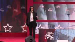NRA spokesperson Dana Loesch discusses her appearance at CNN town hall