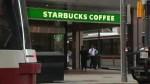 Hidden camera found in Toronto Starbucks washroom
