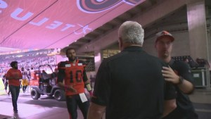 Wally Buono's last BC Lions home game this Saturday