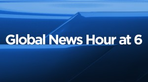 Global News Hour at 6 Weekend: Mar 23