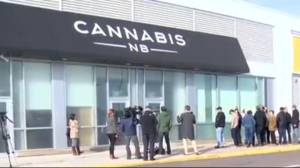Recreational marijuana becomes legal in Canada