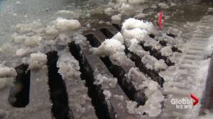 Halifax sees late blast of winter