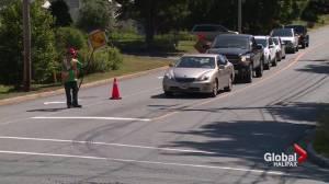Nova Scotia RCMP asking motorists to slow down at construction zones