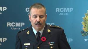 RCMP speak about structural integrity of building after Sherwood Park explosions