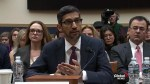 Republican lawmakers focus on alleged partisan bias during Google hearing