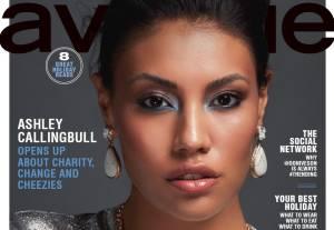 Avenue Edmonton Magazine December 2017 edition