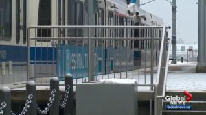 Frustrations after NAIT LRT ends up on the wrong track
