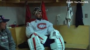 Canadiens prank Carey Price following Senators win