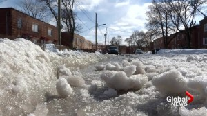 Saint-Laurent residents deplore icy conditions