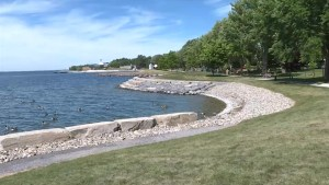 East end of Breakwater park now open to the public